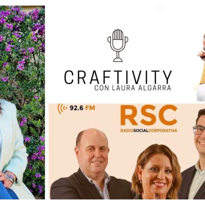 RSC Laura Algarra craftivity